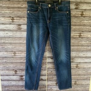 Express Girlfriend Ankle Jeans Size 4